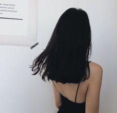 50 Ideas For Short Dark Hair Aesthetic Faceless Hair Inspo, Hair Inspiration, Foto Art, About Hair, Dark Hair, Hair Looks, Hair And Nails, My Hair, Cool Hairstyles