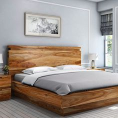 why You Should Purchase King Bedroom Furniture Sets In 2020 Rustic Bedroom Furniture Sets, Bedroom Sets For Sale, Platform Bedroom Sets, Rustic Bedroom Sets, Rustic Bedroom Furniture, Bedroom Bed Design, Wood Bedroom, Wood Bedroom Sets, Industrial Bedroom Furniture Sets