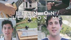 Lean On / Lean On Me MASHUP (Sam Tsui & Casey Breves)