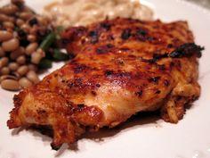 Orange Chipotle Chicken | Plain Chicken