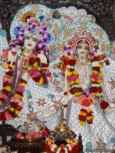 Gaura Purnima celebrations at ISKCON Mira Road, Mumbai on 27 March 2013