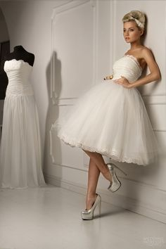 short wedding dresses 2013 | Capelli Couture Wedding Dresses 2013 Collection | Wedding In Dresses