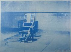 Andy Warhol - Electric Chair, 1971