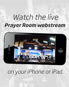 Fill my space with praise and worship from the Kansas City's 24/7 prayer and worship room with Live stream whenever I can.  Wouldn't it be great if every Christian home in every nation had a voice radiating praise and worship.  It would HAVE to change something. It is available at ihop.org livestream via the web as well.