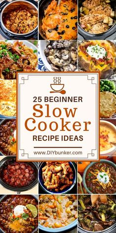 Slow Cooker Recipes You Will Ever Make These crockpot meals are an easy way to make dinner for your family on a budget.These crockpot meals are an easy way to make dinner for your family on a budget. Crock Pot Recipes, Recetas Crock Pot, Crockpot Dishes, Crock Pot Cooking, Crock Pot Slow Cooker, Cooking Recipes, Budget Recipes, Crockpot Recipes For Two, Budget Meals