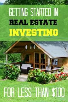 """I'm always a little wary of people telling the whole """"no money down / get rich with real estate"""" story, but J. seems like someone who's genuinely walked the walk, and spoke at length about the core of the business being about helping people. Getting started in real estate investing for less than $100, aka how to invest in real estate for less than $100, via @sidehustlenation"""