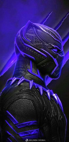 Black Panther Wallpaper by SLFXBOX - - Free on ZEDGE™ now. Browse millions of popular black panther Wallpapers and Ringtones on Zedge and personalize your phone to suit you. Browse our content now and free your phone Black Panther Marvel, Black Panther Art, Black Art, Marvel Art, Marvel Heroes, Marvel Avengers, Spiderman Marvel, Marvel Comics, Black Panthers