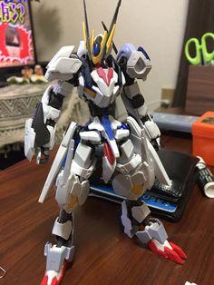 Arte Gundam, Gundam Wing, Gundam Art, Gundam Iron Blooded Orphans, Strike Gundam, Gundam Wallpapers, Gundam Custom Build, Gunpla Custom, Mecha Anime