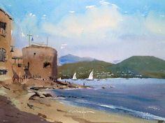Grahame Booth tarafından St. Tropez