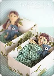 poupée dans une boite d'alumette - Recherche Google
