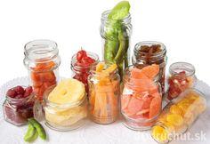 Domáce kandizované ovocie
