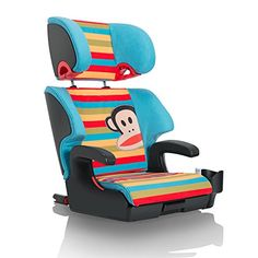 Clek Oobr Special Edition Paul Frank Full Back Booster Seat Zoom Julius -- Be sure to check out this awesome product.