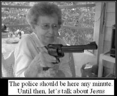 RNR Kentucky (@RNRKentucky) | Twitter  MT @tgradous: Thugs Tried to Rob Old Lady. Her Reaction Was Priceless.  #2A #NRA #PJNET