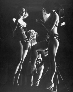 Will Connell  - Chorus line, 1937 #VelvetSeduction @VSToysAndTreats Toys and Treats for Women Who Love Women