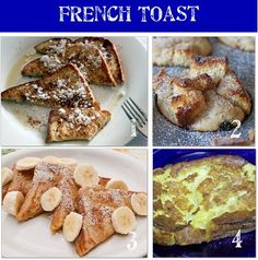 16 French Toast Recipes cooking-and-foods-i-love