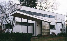 Fabrica de porcelana Rosenthal (Selb Alemania), del arquitecto Walter Gropius