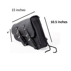 Motorcycle Solo Saddlebag Side Bag Swingarm Bag For Harley Davidson Sportster Sturgis http://www.amazon.com/dp/B00K0WGBWO/ref=cm_sw_r_pi_dp_49UStb1TQ01PTXNS