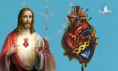 مسبحة قلب يسوع الأقدس