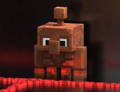 Le golem de cuivre est beaucoup trop mignon 😍 #Minecraft