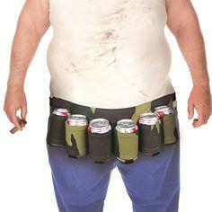 Lleva tus latas de cerveza como exige el reglamento