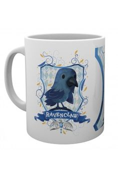 Harry Potter Ravenclaw Paint Mug
