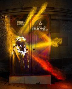New Street Art  Dan23    #art #mural #graffiti #streetart…