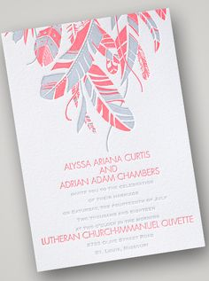 The Perfect Palette: Invitations by Dawn | Introducing: Letterpress Invitations http://www.theperfectpalette.com/2014/04/invitations-by-dawn-introducing.html