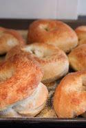 Bread Machine Bagels!