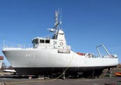 Ex Minesweeper GRP Royal Swedish Navy, offshore, hydrographic - http://boatsforsalex.com/ex-minesweeper-grp-royal-swedish-navy-offshore-hydrographic/ -                    US$1,201,322 Exclusive Sale Year: 2000Length: 86'Engine/Fuel Type: TwinLocated In: SwedenHull Material: FiberglassYW#: 75256-2701894Current Price: EUR890,000 (US$1,201,322) ex Minesweeper Royal Swedish Navy Sea going ship'Sokaren' ex Minesweeper ...