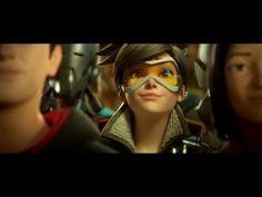 """Curta de Animação de Overwatch """"Alive""""   PS4 - YouTube"""