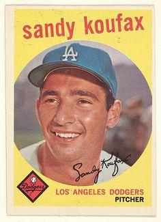 Sandy Koufax La Dodgers 24 Quot X30 Quot By S B Whitehead