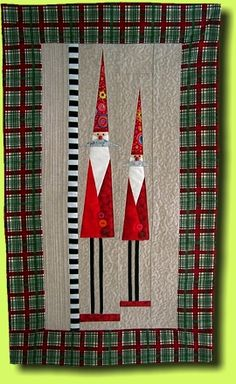 Wichtel Monika M., Christmas elves