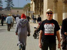 boro hardcore in morocco!