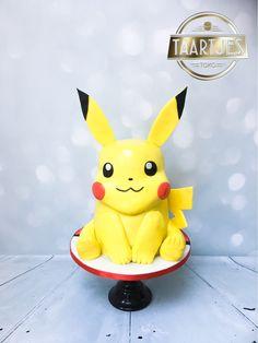 Pikachu pokemon 3D birthdaycake