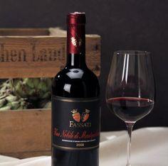 Vino Nobile di Montepulciano DOCG 2008 white wine, #dolce #vino, #dolceroma