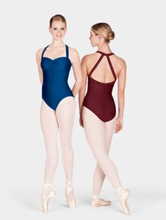Adult Solid Tank Dance Leotard 5fdbb1578