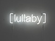 I Want A Neon Sign In My Room..