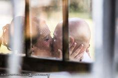 Bride and Groom through window. Wedding Photos, Groom, Window, Weddings, Bride, Marriage Pictures, Wedding Bride, Grooms, Windows