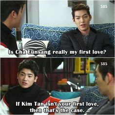 *DYING of laughter* Korean bromance. The Heirs Heirs Korean Drama, Korean Drama Funny, Korean Drama Quotes, Korean Drama Movies, The Heirs, Korean Dramas, K Drama, Drama Fever, Park Hyungsik Abs
