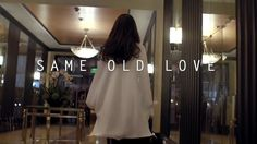 """Watch """"Same Old Love"""" posted by Selena Gomez on Apple Music. Selena Gomez Album, Selena Gomez Photoshoot, Same Old Love, Waverly Place, Just Girly Things, Marie Gomez, She Song, Celebrity Gossip, Apple Music"""