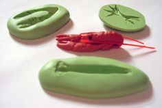 Craft Tools and Moulds html Moulds, Lobster Mould