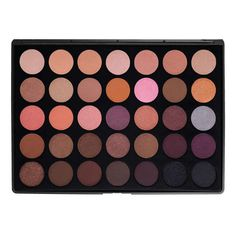 Palette 35W 35 Color Warm MORPHE