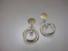 Earrings by C. H. Mackellar