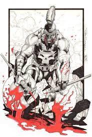 Ares by Rafa Sandoval Avengers Team, Marvel Comics Art, Weird Art, God Of War, Marvel Characters, Marvel Villains, Art Studies, Punisher, Gothic Anime