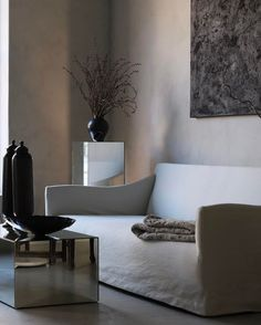 <p>Robin Klang and Ejub Bicic have founded a singular concept store in Stockholm, opened since last September. Inside the very zen store, Antique wooden furnitures cohabit with Asian concrete vases an