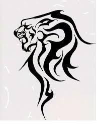Résultats de recherche d'images pour «tattoo lion»
