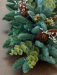 The cool ethereal beauty of the Mountain Meadow Mailbox Swag will bid a friendly holiday welcome to all who pass Christmas Goodies, Christmas Holidays, Christmas Ideas, Christmas Flowers, Christmas Decorations, Easter Crafts, Holiday Crafts, Balsam Hill Trees, Holiday Decorating