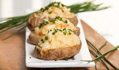 Chive 'n' Onion Baked Potato