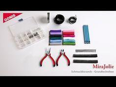 ▶ GONIS MiraJolie, Grundtechniken - YouTube