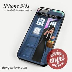 the witch tardis Phone case for iPhone 4/4s/5/5c/5s/6/6 plus